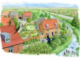 Wildlife Friendly Housing Estate CG001