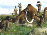 P033 - Wooly Mammoth Hunters (Mammuthus primigenius)